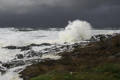 Turbulent Seas (pbandy) Tags: nature oregon seascape landscape ocean sea waves yachats