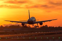 Alitalia A319-112 EI-IMH (José M. Deza) Tags: 20171229 a319112 airbus alitalia bcn eiimh elprat lebl planespotting spotter aircraft