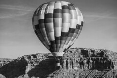 In the Valley of the Gods (JasonCameron) Tags: bluff international balloon festival 2020 utah southern western west red rock valley gods
