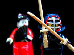 Geshia (Digital Generator) Tags: ursala geshia samurai lego minifigs toys toy collecting collection