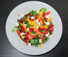 Vegetable salad. Project Behance  #food #photo #photography #eat #foodphoto #photography #behance #canon #eos #2000D #healthy #eating #tomato #vegetable #salad (corgipes99) Tags: food photo photography eat foodphoto behance canon eos 2000d healthy eating tomato vegetable salad above background bowl breakfast concept diet dieting dining dinner family fresh friends green group hands happy health home lifestyle lunch meal nutrition organic party people pizza plate restaurant table together top vegetarian view woman women