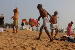 Puri 2020 (dr.subhadeep mondal's photography) Tags: seabeach streetphotography subhadeepmondalphotography people public life india indianstreet canon color puri odisha