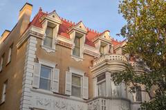 Romance (alex yelenoc) Tags: house pastel tree sky