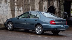 1998-2001 Nissan Altima (mlokren) Tags: pictures car photography photo pacific photos pics picture pic spotting 2020 usa oregon outdoors automobile northwest outdoor automotive vehicles transportation vehicle pnw automobiles vehicular pacnw blue sedan nissan altima compact