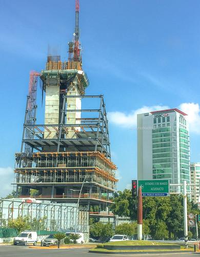 Avances Torre HELIX y Torre NIBA - Guadalajara