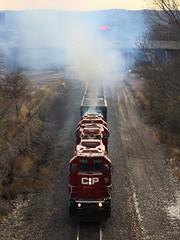 CP H42 (Tunnel Blanket) Tags: cp canadianpacific h42 sd403 stpaul minnesota bnsf stpaulsub