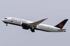 C-GHPQ B788 AIR CANADA YBBN (Sierra Delta Aviation) Tags: air canada boeing b788 brisbane airport ybbn cghpq