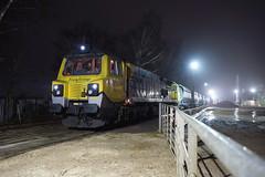 70002 Elstow (Gridboy56) Tags: freight freightliner wagons europe england railways railroad railfreight trains train tunstead uk locomotive locomotives cargo class70 70002 6z89 elstow bedfordshire bedford
