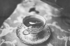 Milk and Tea (Jennaasucks) Tags: ilfordxp2 ilfordfilm nikonfe nikonfilm filmphotography filmcamera filmphotos film