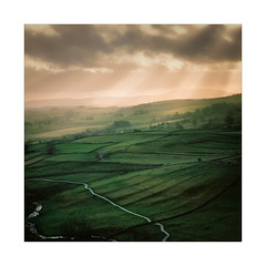 Once Tilled (gerainte1) Tags: malham yorkshiredales yorkshire winter colour dales fells film portra400 hasselblad501