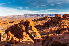 ... (Kris Kumar) Tags: 2020 canon80d canonefs1022mmlens january nevada valleyoffire statepark elephant arch red rock
