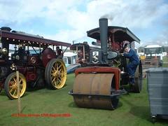 CJ 9720 (Peter Jarman 43119) Tags: lincolnshire steam rally 2008