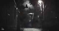 Grim Reaper (Ukelens) Tags: ukelens schatten schweiz swiss switzerland suisse svizzera bern light lightroom licht lights li lighteffects lichter lighteffect lichteffekt lichteffekte photoshop composing manipulation grimreaper night nightphotography nacht nachtfotografie mystic mystisch mystical ¨mystisch düster gloomy creepy gruselig tot sensenmann reaper contrast contrasts kontraste kontrast