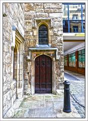 Doorway, St John's Gate, St John's Lane, Clerkenwell, Farringdon, London, England UK (Stuart Smith_) Tags: 7dmkii aperture archway britain british canoneos7dmkii clerkenwell doors doorways egress england english entrance entries entry exit explore farringdon fenestration flickr flickrgeotaggers gate gateway gbr geo:lat=5152213889 geo:lon=010273611 geotagged gps greatbritain historical httpstudiaphotos ingress london mapped medieval opening openings portal porthole stjohnsgate stone stuartsmith stuartsmithstudiaphotos studiaphotos uk unitedkingdom windows wwwstudiaphotos