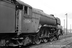 20/06/1964 - York (50A) MPD. (53A Models) Tags: britishrailways gresley lner a3462 60054 princeofwales steam york 50a mpd train railway locomotive railroad