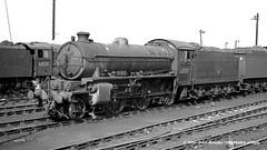 20/06/1964 - York (50A) MPD. (53A Models) Tags: britishrailways peppercorn lner k1 260 62058 steam york 50a mpd train railway locomotive railroad