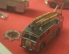 Dennis Fire Engine Model (andreboeni) Tags: dennis fire engine modelsapeurs pompiers minature collection classic truck lorry hgv camion poidslourds classique rétro retro oldtimer klassik classica classico trucks lorries camions 143