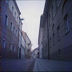 Selling the shadow (cyv2) Tags: lietuva lithuania vilnius yashicamat124 120