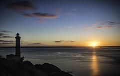 Phare du Portzic (Julien Bihan) Tags: phare lighthouse portzic brest finistère bretagne canon sunrise leverdesoleil nisi poselongue longexposure nature outside
