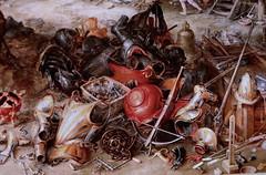 IMG_6819B Jan Brueghel I  1566-1625 Anvers Allégorie du feu  Allegory of Fire 1608 Milan Pinacoteca Ambrosiana (jean louis mazieres) Tags: peintres peintures painting musée museum museo italia milano pinacotecaambrosiana bell