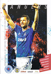 Rangers V St Mirren (ianburgess129) Tags: rangers fc st mirren football programme