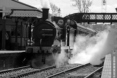 SE&CR C Class 592 (Richard Brothwell) Tags: canoneos70d efs18200mmf3556is canonefs18200mmf3556is steam bluebellrailway secrcclass592 cclass 592 secr