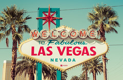Welcome to fabulous Las Vegas (noel.lionel74) Tags: etatsunis nevada usa bienvenue fabuleux palmier panneau united states america tree panel