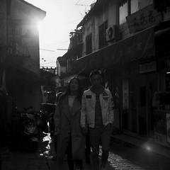 Untitled (richardhwc) Tags: ricohflex viis blackandwhite kodak tmax100 suzhou jiangsu china anastigmat 80mmf35 mediumformat 120 6x6 film