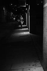 Nightlife (natan_salinas) Tags: valparaíso valpo streetphotography fotografíaurbana fotografíacallejera bw blackwhite blanconegro bn blancoynegro blackandwhite monocromático monochrome nikon nightlife night nighttime light luz people gente contraluz noche d5100 50mm run calle street urbe urban city ciudad architecture noiretblanc urbano nocturnus nocturno look arquitectura shadow sombras woman mujer female femenine femme