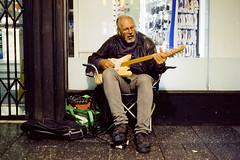 The Upside down Strat (Kustoms On Silver/Ashley Hoff) Tags: minolta minoltamaxxum7 dynax maxxum maxxum7 dynax7 cinestill cinestill800t 800t film filmphotography southaustralia street streetphotography adelaide colourfilm