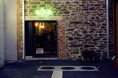NOLA On Rundle (Kustoms On Silver/Ashley Hoff) Tags: minolta minoltamaxxum7 dynax maxxum maxxum7 dynax7 cinestill cinestill800t 800t film filmphotography southaustralia street streetphotography adelaide colourfilm
