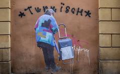 Sdaura (tullio dainese) Tags: 2020 bologna streets streetposterart streetart street strade strada muri muro graffiti walls wall