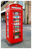 A Tale of Two Telephone Boxes.
