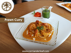 prawn curry S