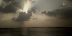 Cloudy & Sun light (meenatchisundaramselvaraj) Tags: sunlight sunset cloudy naturalphotos