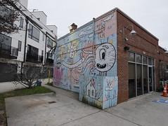 Buildings (DayBreak.Images) Tags: urban city atlanta georgia eastatlantavillage atl atown 404 buildings graffiti streetart canondslr tokina1628mm