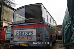 Add Watermark20200123124224 (richellis1978) Tags: bus coach restoration packed yard seddon rapsons xvu363m 1733 pennine midi greater manchester selnec pte ribble
