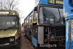 Add Watermark20200123124207 (richellis1978) Tags: bus coach restoration packed yard