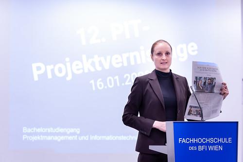 PIT Projektvernissage