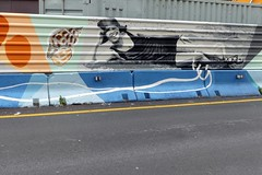 DEN-XL (Thethe35400) Tags: artderue arteurbano arturbain arturbà arteurbana calle fresque grafit grafite grafiti graffiti graffitis graff mural murales muralisme plantilla pochoir stencil streetart schablone stampino tag urbanart wall donostia