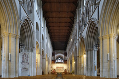 St Albans Cathedral (Neil Pulling) Tags: stalbans cathedral england architecture building church uk thecathedralabbeychurchofsaintalban