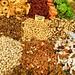 Going nuts on Carmel market in Tel Aviv