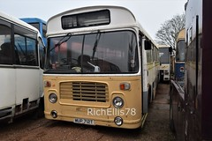 Add Watermark20200123124230 (richellis1978) Tags: bus coach restoration packed yard mup712t northumbria 195bristol lh 636 united