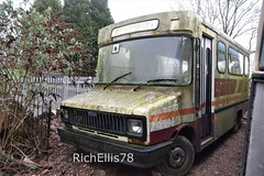 Add Watermark20200123124157 (richellis1978) Tags: bus coach restoration packed yard freight rover sherpa