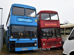 Add Watermark20200123124145 (richellis1978) Tags: bus coach restoration packed yard k579rhh voel leyland olympian northern counties east yorkshire vez9715 wardle g516vbb couties arriva london kentish