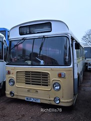 Add Watermark20200123124121 (richellis1978) Tags: bus coach restoration packed yard mup712t northumbria 195bristol lh 636 united