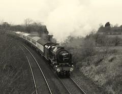mono Scot (Jacobite52) Tags: 46100 royalscot lms railway train steam mainlinesteam