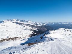 Winterwonderland (oonaolivia) Tags: surselva graubünden grisons schweiz switzerland landschaft landscape winterlandschaft winterscenery berge mountains schnee snow crapmasegn