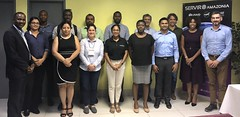 Guyana agencies meeting