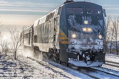 DSC_8239 (PaulPagéPhotos) Tags: trains via railways prescottontario transportation d500 nikon